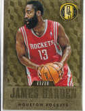 2014-15 Panini Gold Standard Gold Parallel #97 James Harden NM-MT+ C2 /79