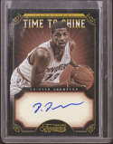 2012-13 Panini Timeless Treasures Time to Shine Autographs #11 Tristan Thompson NM-MT I Auto /99