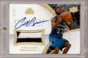 Corey Brewer 2007-08 Upper Deck Exquisite Patch Rookie RC EA-CB AUTO Jersey Patch