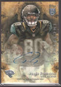 2014 Topps Inception Rookie Autographs #8 Allen Robinson NM-MT+ k5 RC Rookie Auto