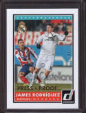 2015 Donruss Gold Press Proof #3 James Rodriguez MINT /99 Real Madrid