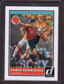 2015 Donruss National Team Photo Variations Bronze Press Proof #3 James Rodriguez MINT /299 Colombia