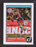 2015 Donruss Silver Press Proof #41 Thomas Muller MINT /199 FC Bayern Munich