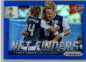 2014 Panini World Cup Prizm Net Finders Blue Prizms #25 Landon Donovan NM-MT+ /199