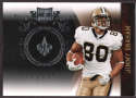 Jimmy Graham 2010 Plates and Patches Rookie Silver SP /100 152 New Orleans Saints