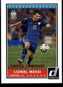 2015 Donruss National Team Photo Variations Bronze Press Proof #68 Lionel Messi NM-MT+ /299