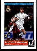 2015 Donruss Bronze Press Proof #1 Cristiano Ronaldo NM-MT+ /299