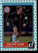 2015 Donruss Red Soccer Ball #44 Philipp Lahm NM-MT+ /49