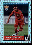 2015 Donruss Red Soccer Ball #48 Alan Dzagoev NM-MT+ /49