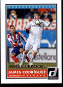 2015 Donruss Silver Press Proof #3 James Rodriguez NM-MT+ /199