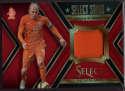 2015 Panini Select Select Stars Memorabilia Red #47 Arjen Robben Mint Jersey /49