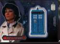 2015 Topps Doctor Who Tardis Patches #P-27 Susan Foreman Mint Jersey