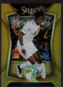 2015 Panini Select Gold #93 Gervinho Mint /10
