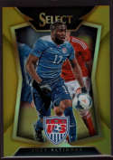 2015 Panini Select Variation Gold #17 Jozy Altidore Mint /10