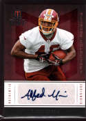 2012 Panini Momentum Rookie Signature #137 Alfred Morris Mint RC Rookie Auto /799