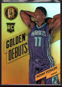 2014-15 Panini Gold Standard Golden Debuts #13 Noah Vonleh Mint RC Rookie /50