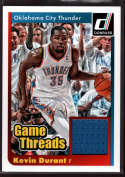 2014-15 Donruss Game Threads #11 Kevin Durant Mint Jersey