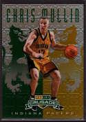 2012-13 Panini Crusade Crusade Green #113 Chris Mullin Mint /25