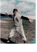 GEORGE KELL 8X10 COLOR AUTOGRAPH PHOTO AUTO COA B&J *WHITE SOX - 3RD BASEMAN* a