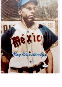 RAY DANDRIDGE 8X10 COLOR AUTOGRAPH PHOTO AUTO COA AUTOGRAPHS PLUS *MEXICO* a