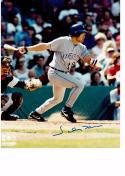 JOHNNY DAMON 8X10 COLOR AUTOGRAPH PHOTO AUTO COA BAIRD34 AUCTIONS *ROYALS* a
