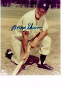 BILL MOOSE SKOWRON 8X10 COLOR AUTOGRAPH PHOTO AUTO COA BLACK GOLD PROMOTIONS a