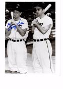 GEORGE KELL 8X10 B/W AUTOGRAPH PHOTO AUTO COA B&J COLLECTIBLES DETROIT TIGERS a