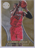 DEANDRE JORDAN 2012-13 TOTALLY CERTIFIED SP #16/25 GOLD #120 SHORT PRINT LAC w8