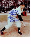RYNE DUREN 8X10 COLOR AUTOGRAPH PHOTO AUTO *NEW YORK YANKEES - PITCHER* a